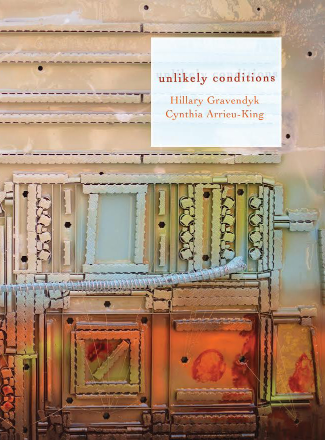 UNLIKELY CONDITIONS FRONT COVER